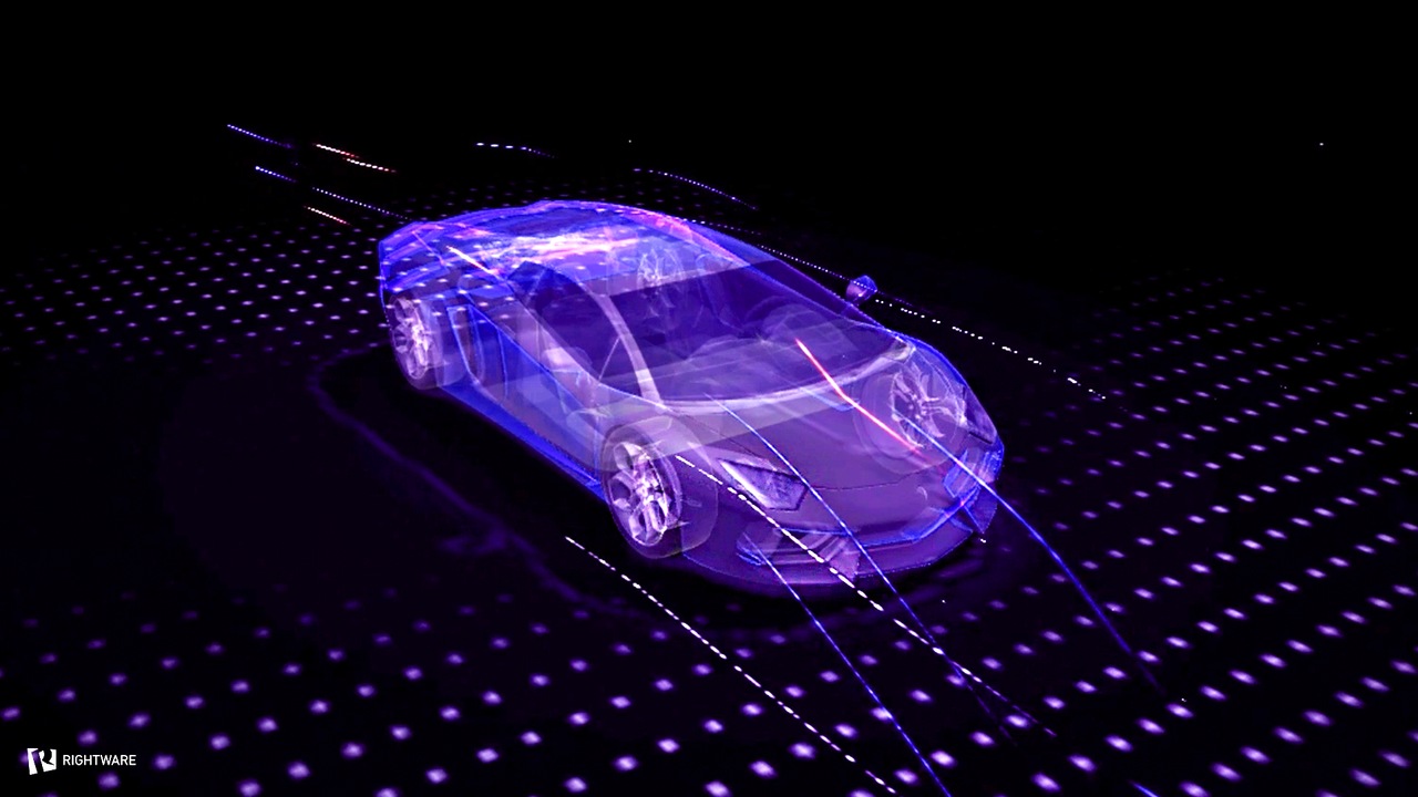 What can the automotive world learn from the gaming industry about 3D graphics?