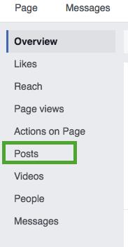 Select posts