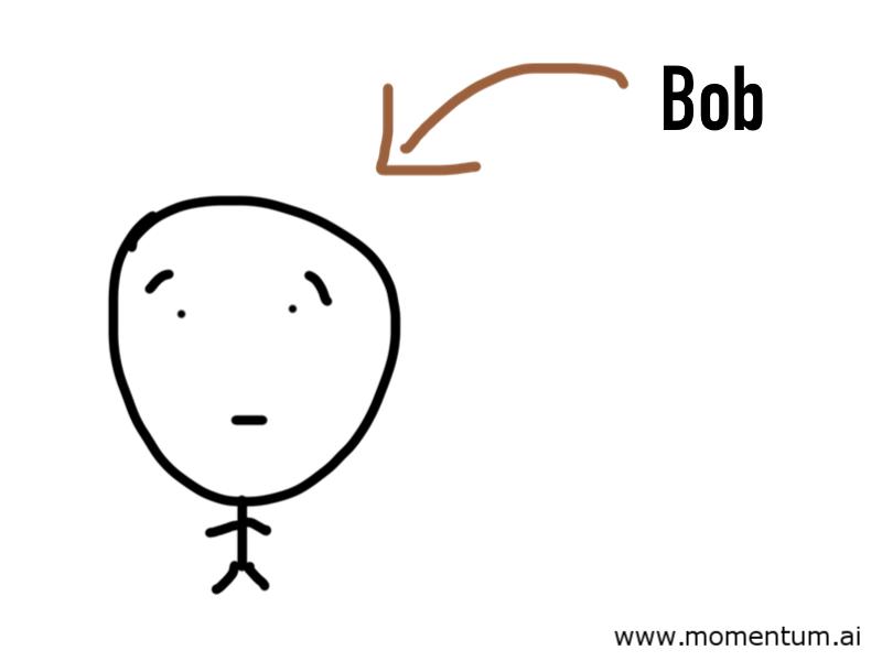 Facebok user Bob