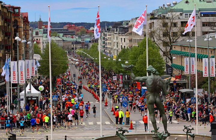 Göteborgsvarvet väljer JobOffice Prime Kassa