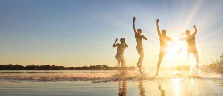 En sommarhälsning – Supporten har öppet alla dagar i veckan