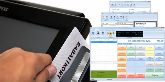 Ett nytt kassaprogram lagom till nya lagen om kassaregister!