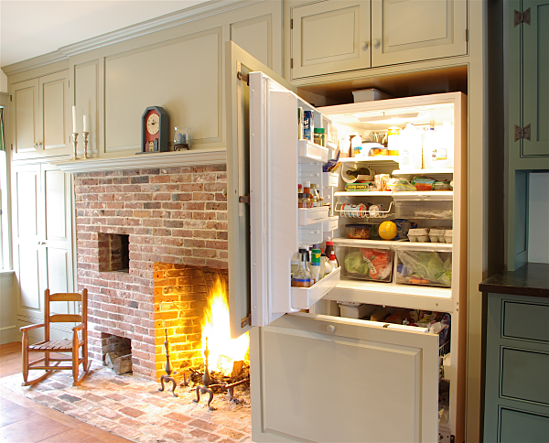 One Approach To Old House Kitchen Renovations