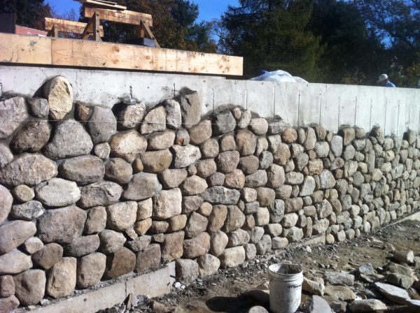 Historic renovation blog landmark services for Block wall foundation