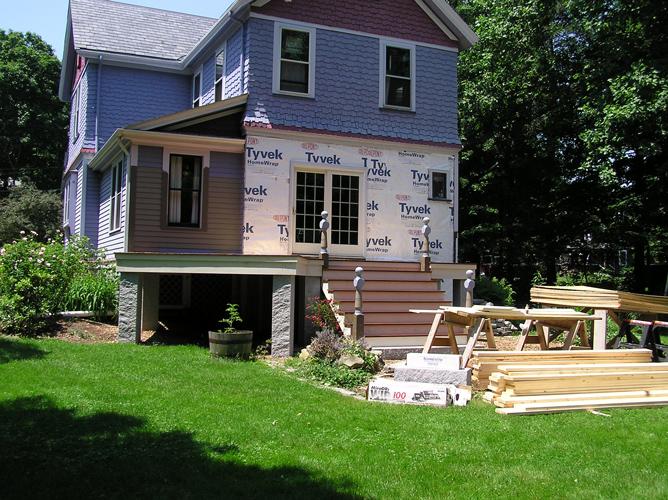 Fit Focus Foxboro >> Victorian Home Restoration in Foxboro MA