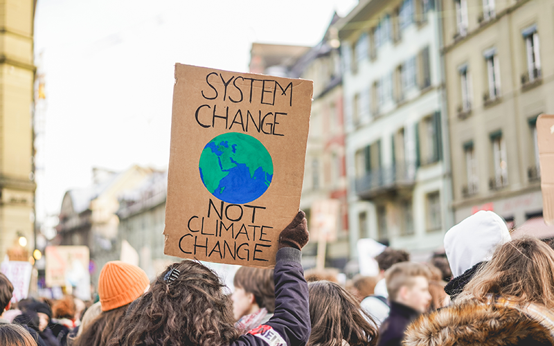 Climate change isn't near, it's here—so, what can we do?