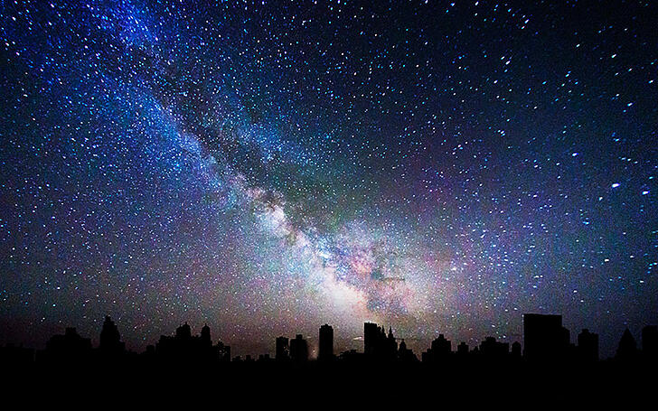 REDUCED_Light Pollution and the sky