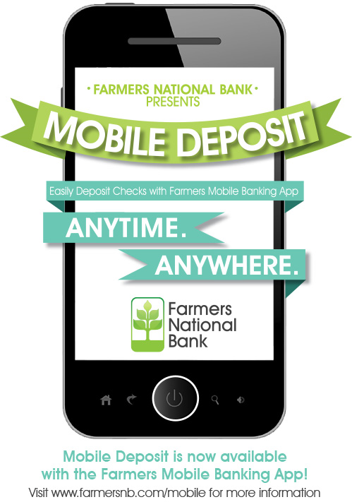 Mobile Deposit with Farmers