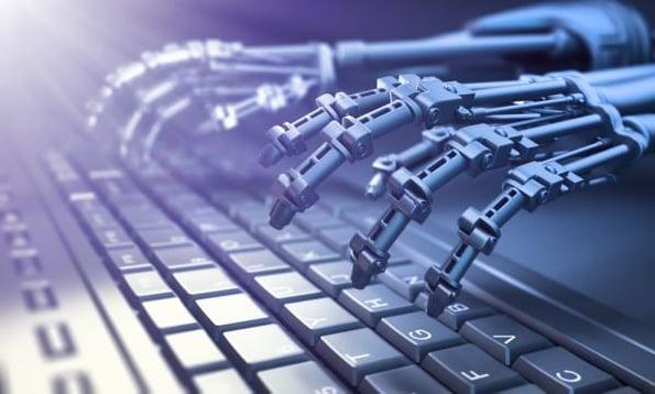 Dark web intelligence robot computer effective security