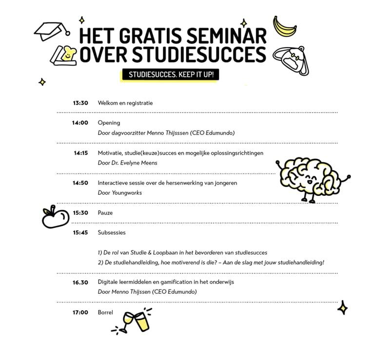 Succesvol seminar