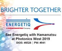 Energetiq to Exhibit with Hamamatsu at Photonics West