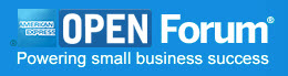 American Express Open Forum Logo