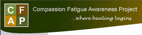 Compassion Fatigugue Help Awareness