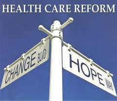 Health Care Reform hope and change