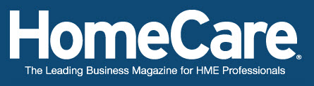 Home Care Magazine logo