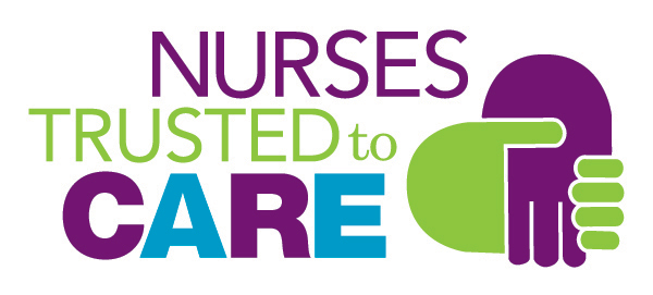National Nurses Week NNW 2011 logo 3 color