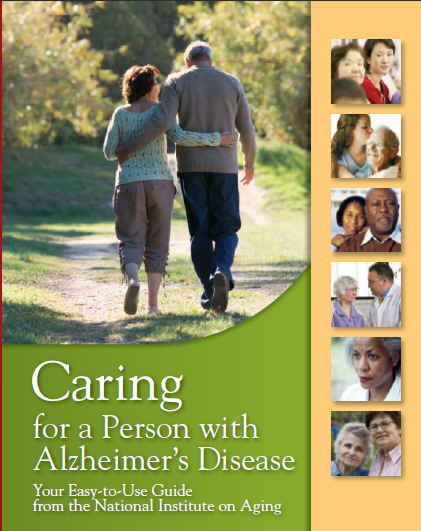 NIH Guide for Alzheimer's Care