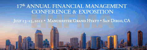 NAHC financia management conference logo