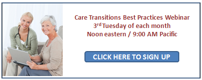 Care Transitions Webinar