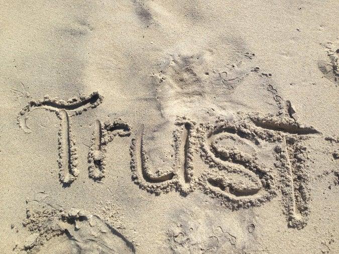 Trust Sand