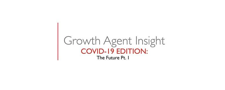 COVID 19 Edition: The Future pt. 1