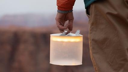 4 LUCI LAMPE BASE