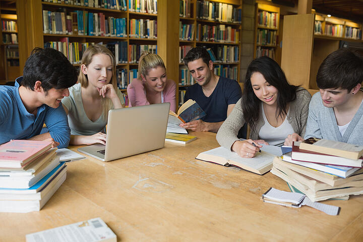 Improving engagement with international students