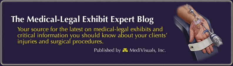 Medical Legal Blog Header