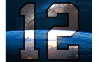 Blue Friday! Thank you 12s for a Great Season!
