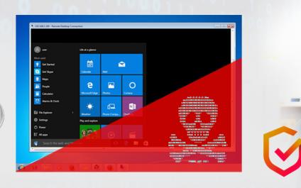 Remote Ransomware Attacks