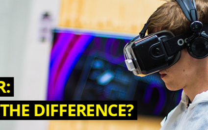 AR vs VR: What's the Difference?