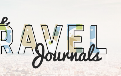 The Travel Journals: 2018/Q3 Edition