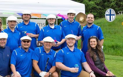 SWAT Sponsors a Golf Fundraiser