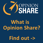 What is Opinion Share