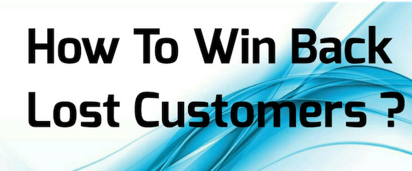 Customer Win-Back Strategies For The Promotional Product Industry