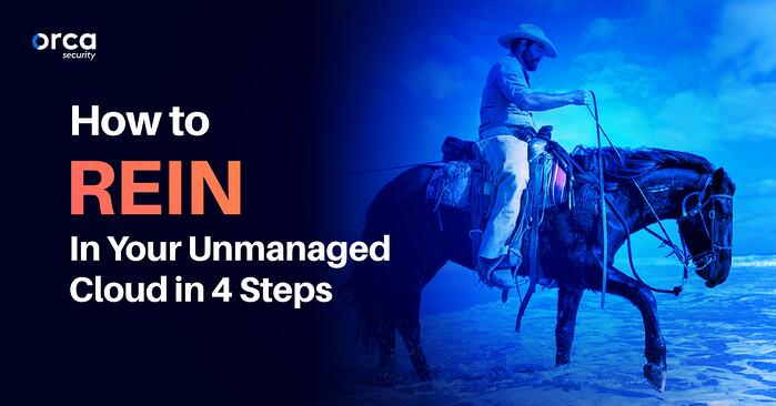 How to Rein In Your Unmanaged Cloud in 4 Steps