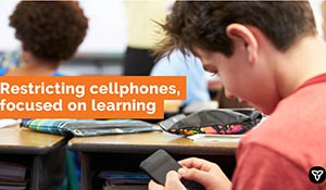 Cellphone Restriction in Classrooms to Take Effect this Year