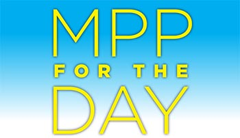 MPP for the Day: Spring Deadline is May 27th