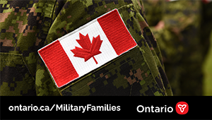 Ontario Supporting Military Heroes and Their Families