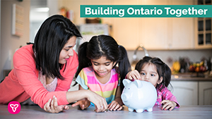 Ontario Beats Fiscal Targets While Investing in Priority Programs