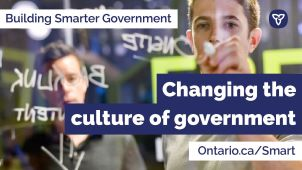 Ontario Launches Building Smarter Government Initiative