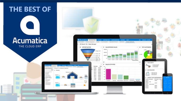 The Best of Acumatica Cloud ERP