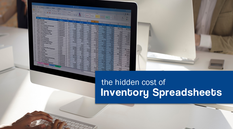 The hidden costs of using inventory planning spreadsheets