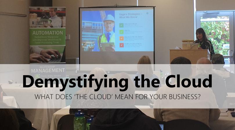 Live Event Recap – Demystifying Cloud ERP