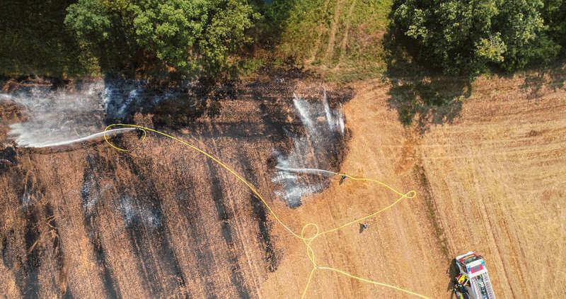 drones in wild fires 1