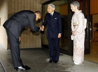 Daily News President Obama in Japan