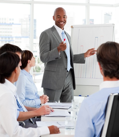 Business Etiquette Training for New Hires