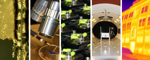 A selection of images from the Fraunhofer CSE lab teams.