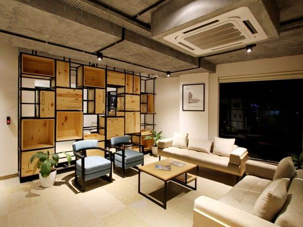 Aircon-unit-in-apartment