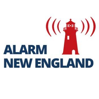 Alarm-New-England logo connecticut